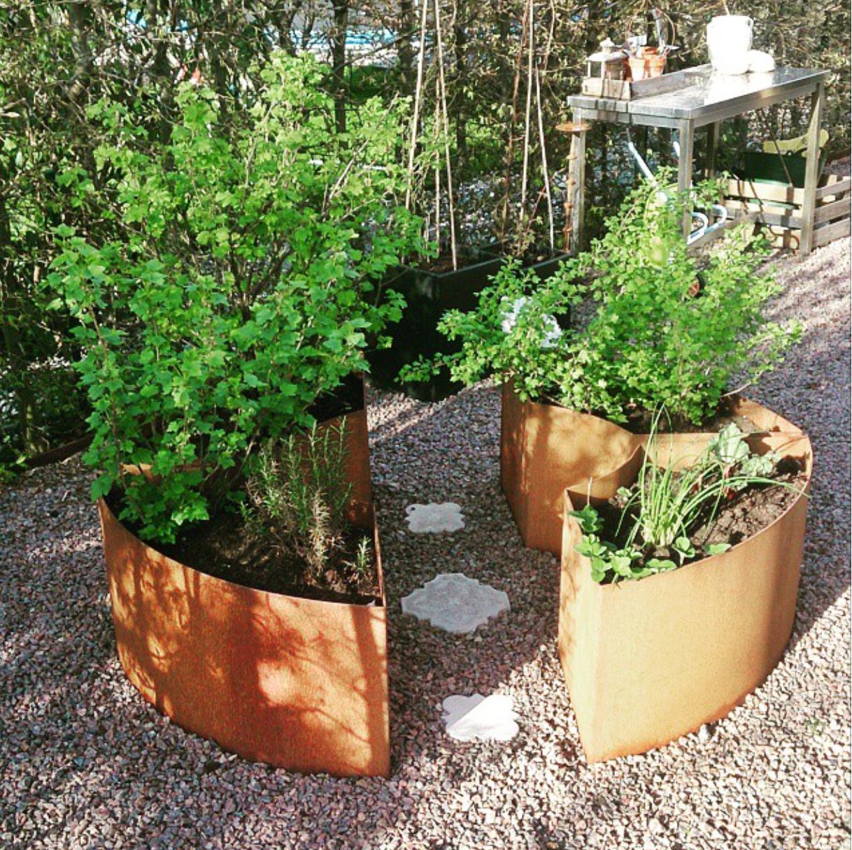 terracotta-arkiv - Arkitektens Trädgård