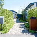 Arkitektens trädgård i Glumslöv