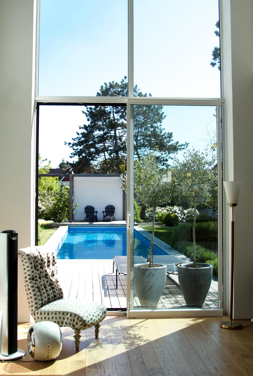 Vattenspegel arkiv   arkitektens trädgård