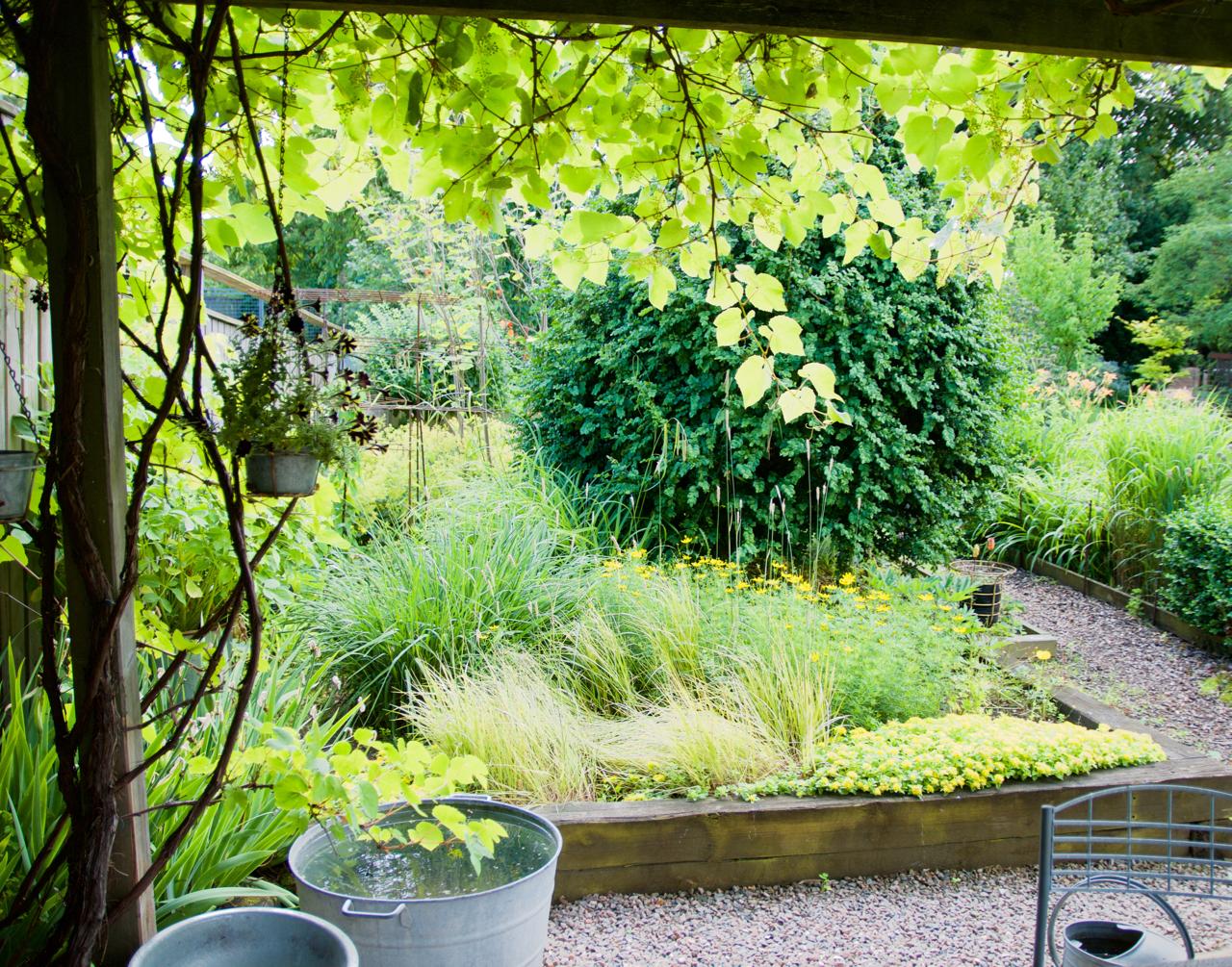 Ramlösa arkiv   arkitektens trädgård
