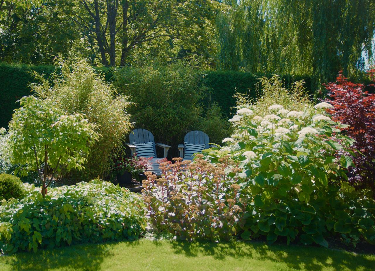 Besök på ljuvliga Almbacken! - Arkitektens Trädgård