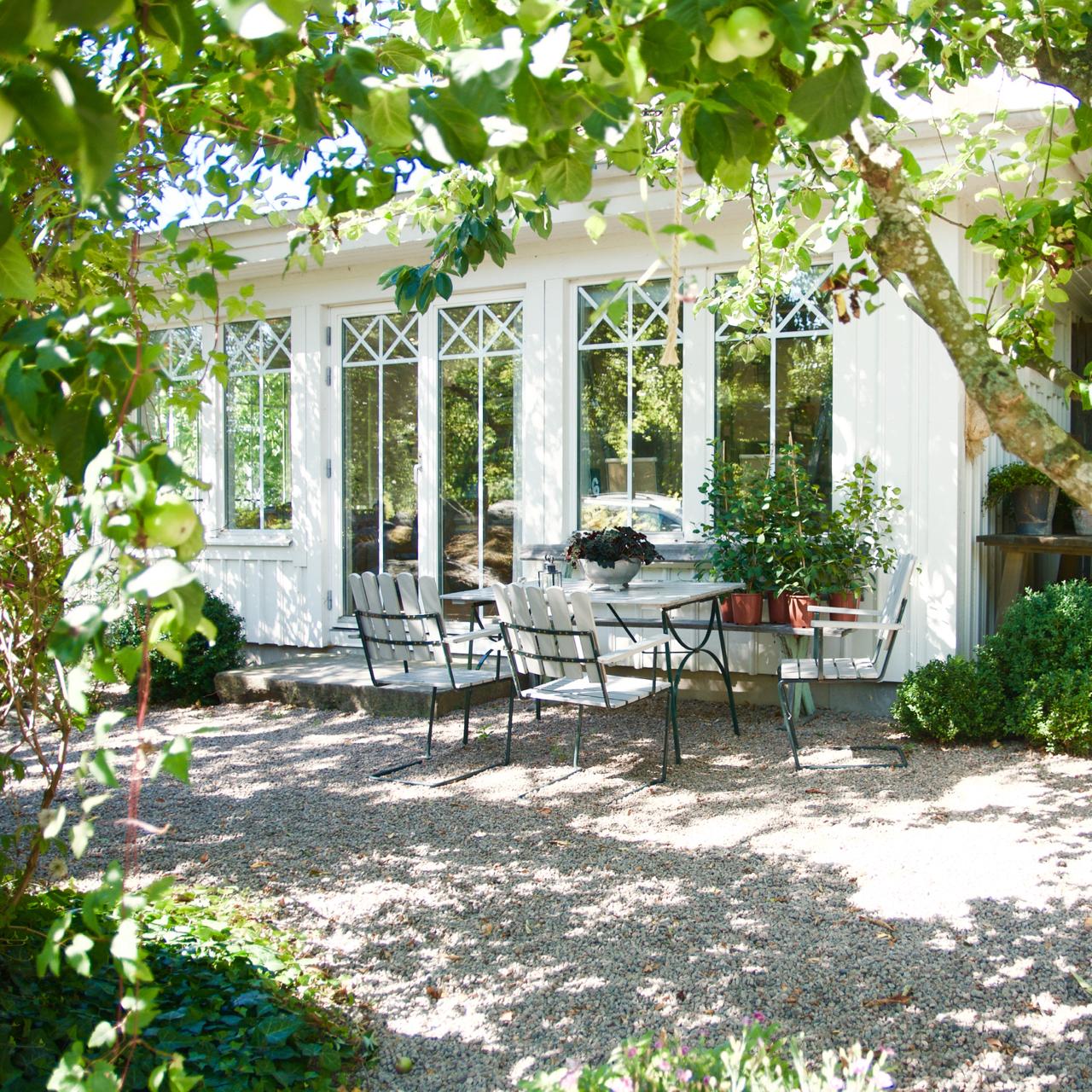 Några bilder från lilla gröna viktorias trädgård!   arkitektens ...