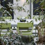 Sol, snö och tips på inspirerande hemsidor!