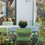 Nytt jobb, vår i trädgården och orangeriupdate