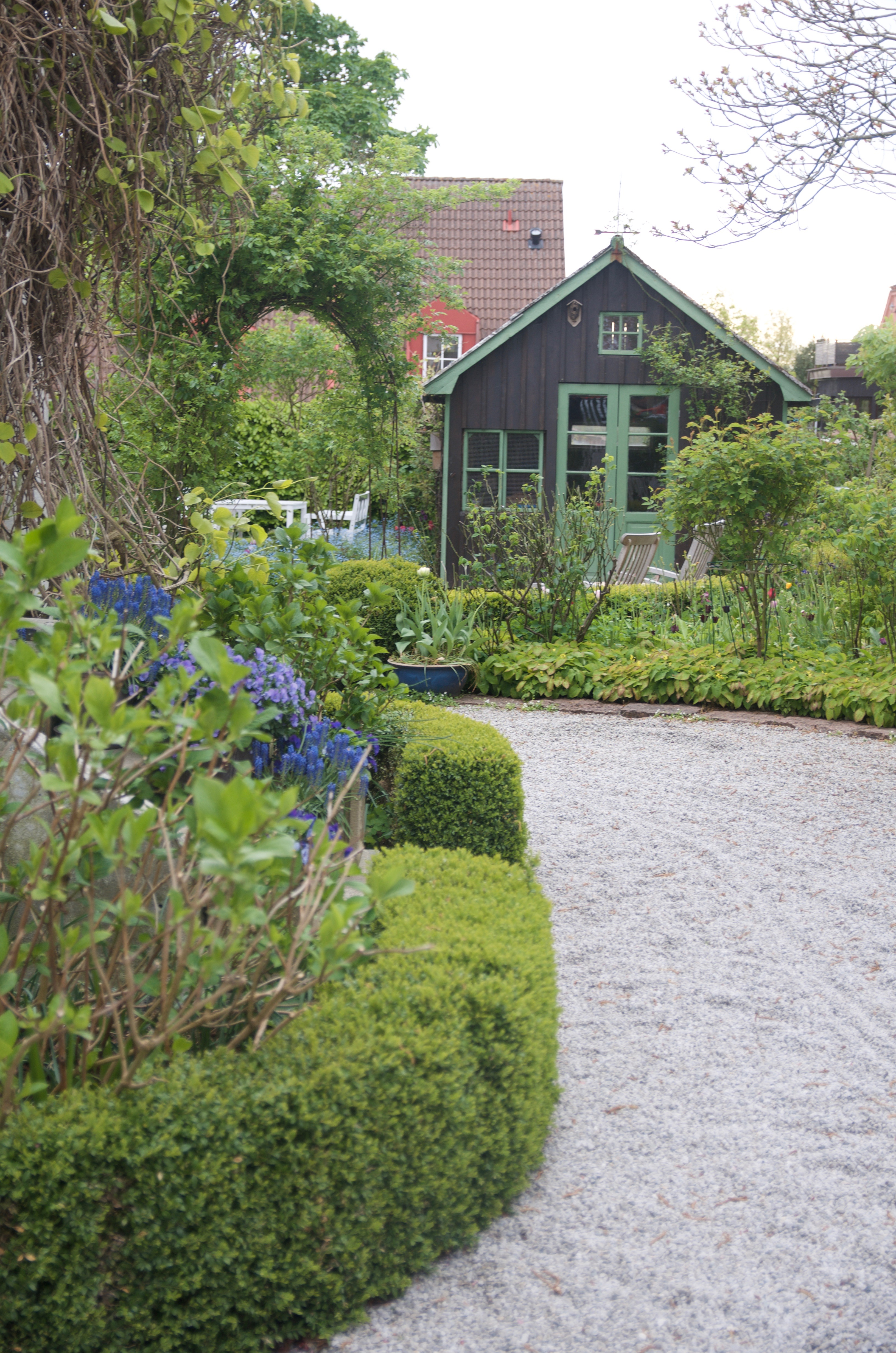 Ett paradis i Dalby och tips till Trädgårdsrundan!
