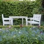 Trädgård till äldre hus- tips på växter och material!
