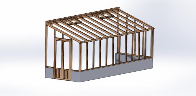 ec9067dd Vårt orangeri- från idé till verklighet - Arkitektens Trädgård