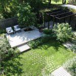 Drömträdgård till salu i Höganäs