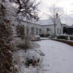 Halkfria trädgårdsgångar med lecaprodukten HalkNIX- i samarbete med Tergent