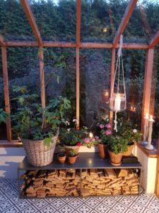 Sensommarkvällar, reportage från trädgården och ett kruktips!